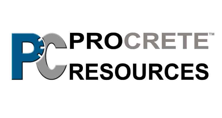 Procrete Logo
