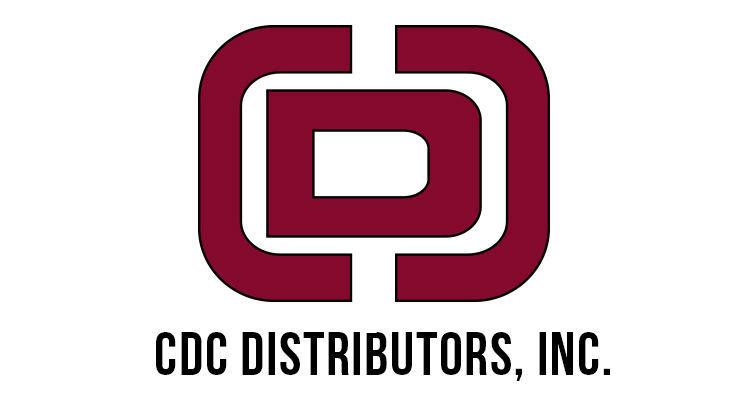 CDC Distributors Logo