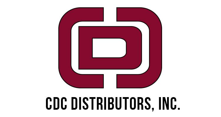 CDC Distributors Logo