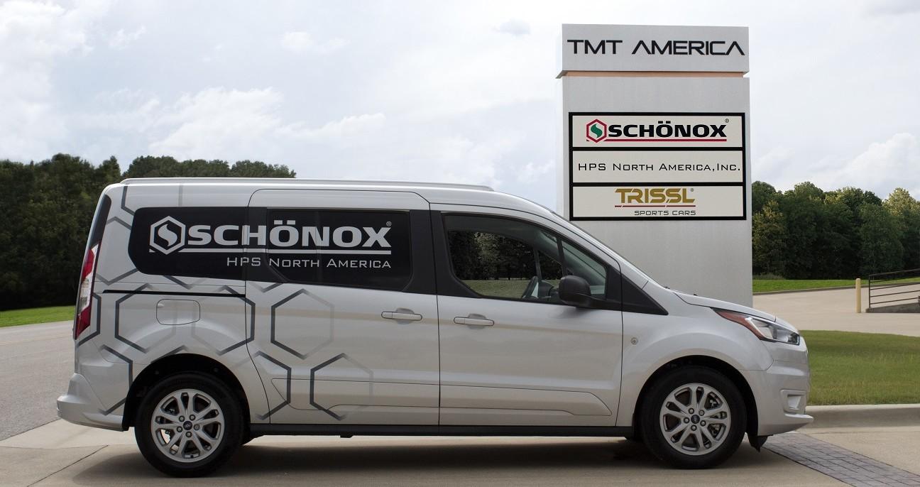 2020 Schönox Van Design