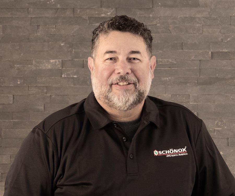 Jason Lyons, Technical Sales Representative