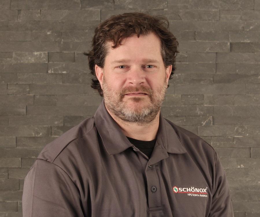 Michael Ganter, Technical Sales Representative